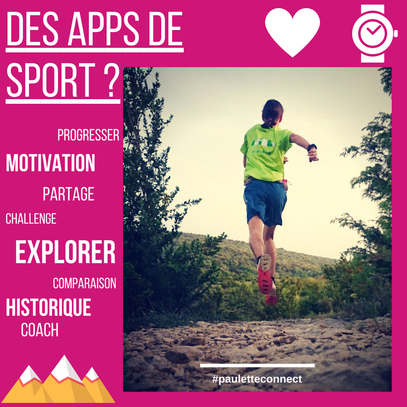 Applications de sport