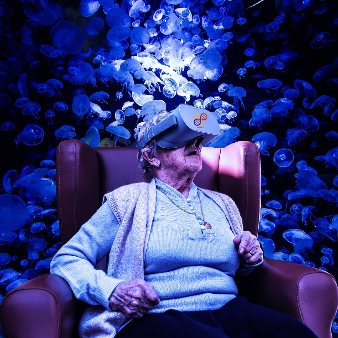 réalité virtuelle ehpad