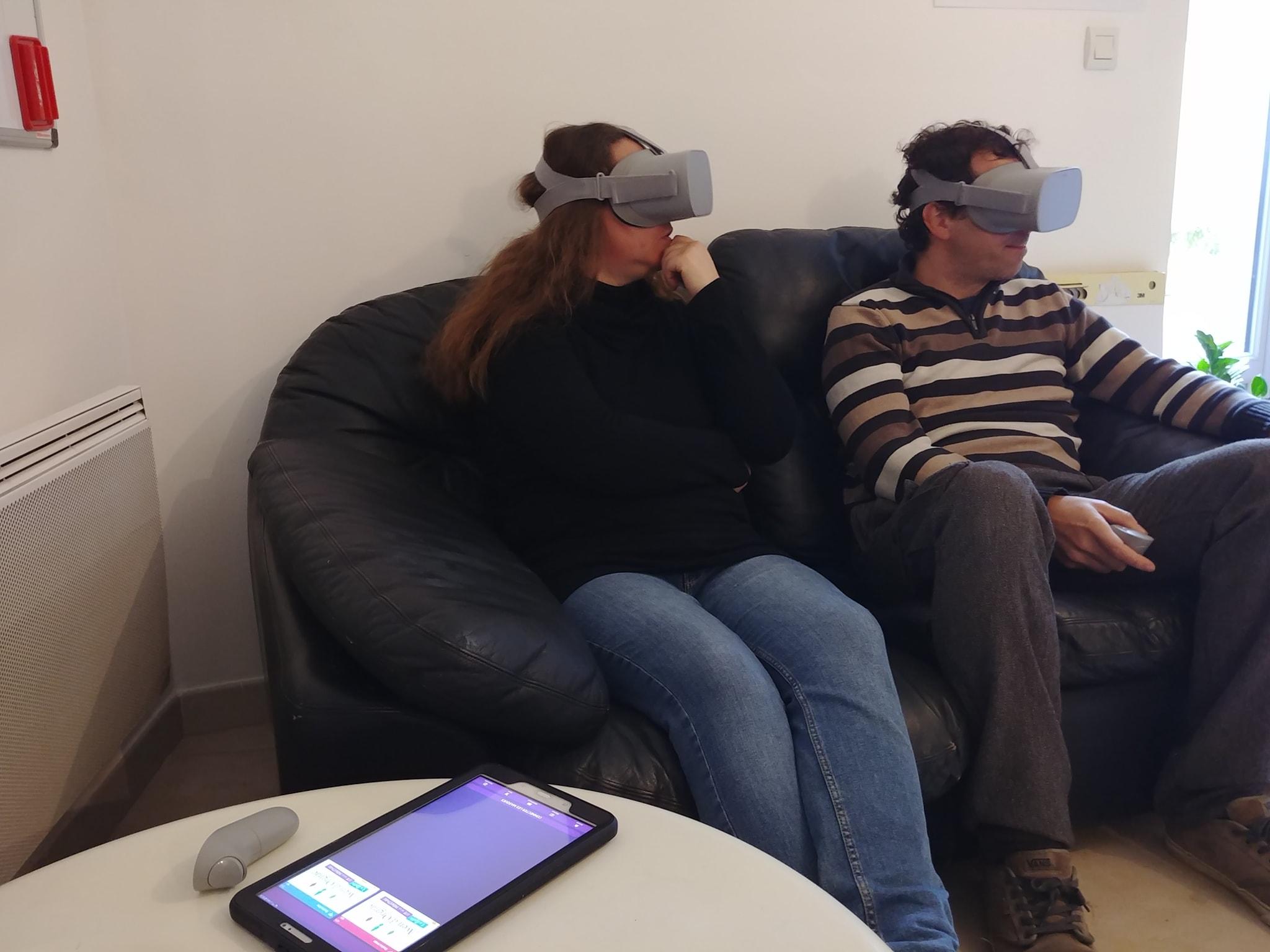 réalité virtuelle ehpad gard
