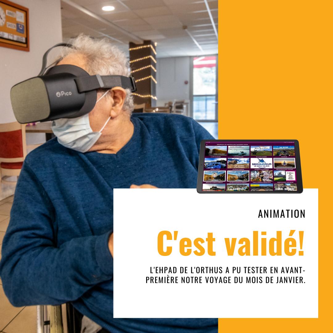 réalité virtuelle handicap