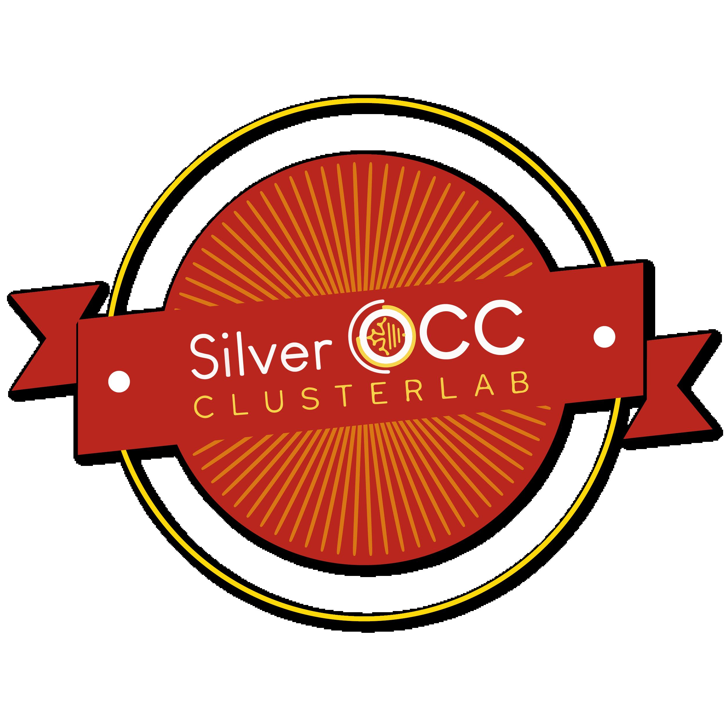 logo cluster senior Silver Occ Lab