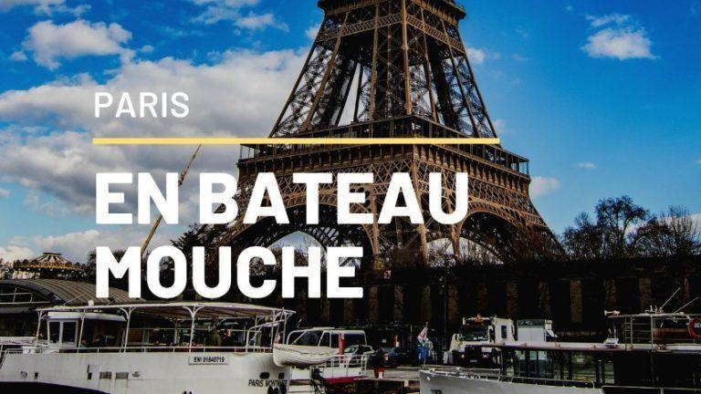Paris en Bateau Mouche en réalité Virtuelle