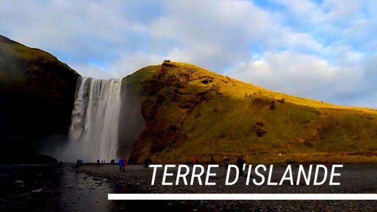 Les terres islandaises