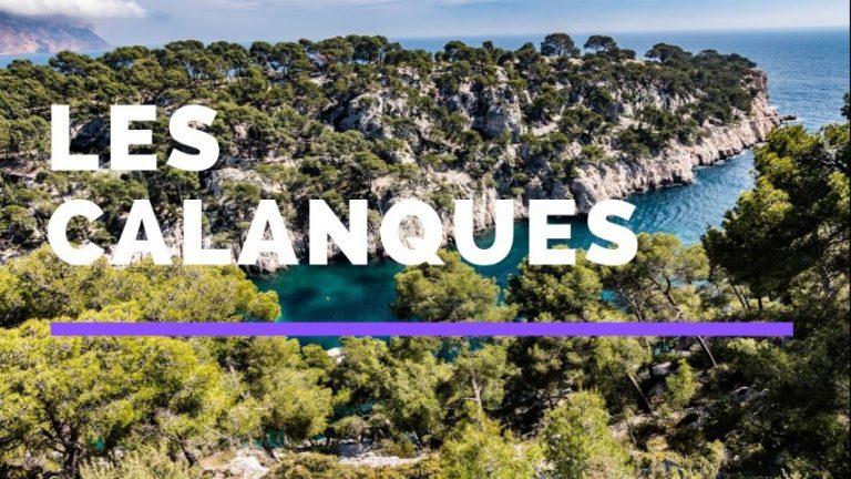 Les calanques de Marseille