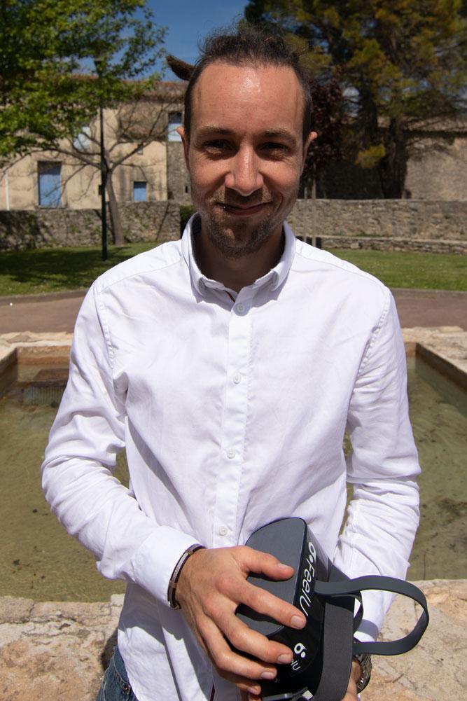 réalité virtuelle ehpad occitanie