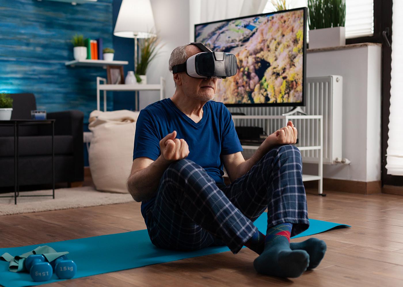 realite virtuelle ehpad
